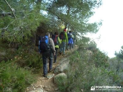 Parque Natural El Montgó y La Catedral del Senderismo;senderismo por andalucia senderismo por euro